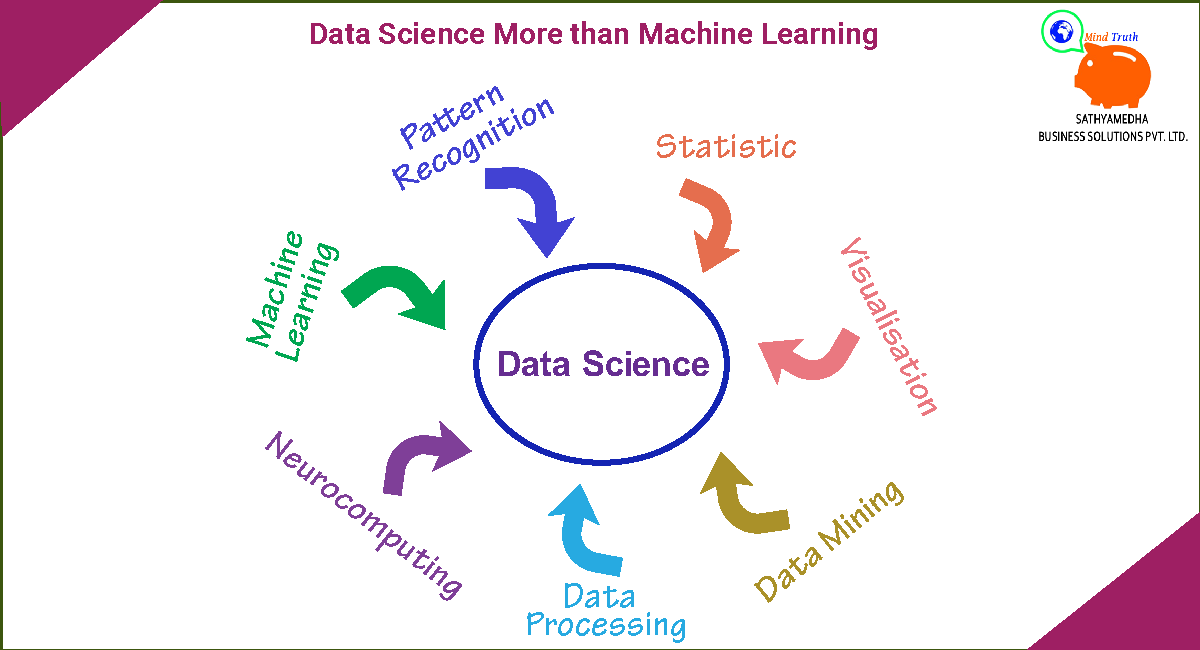 Data Science More than Machine Learning