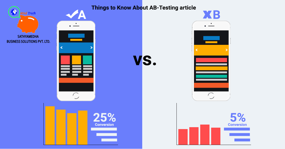 Things to Know About A/B Testing